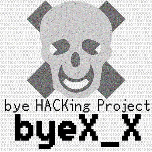 bye HACKing Project (byeX_X)